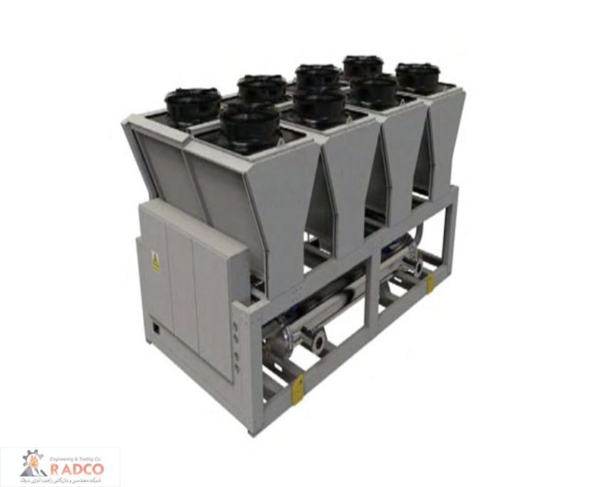 هواخنک یکپارچه و مجزا 845x684 - کندانسور چیلر،کندانسور سردخانه،کندانسور صنعتی،کندانسور آبی و هوایی