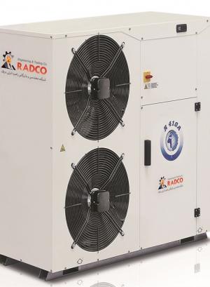 قیمت و خرید مینی چیلر هوا خنک 5 تن مدل RAD-SLA51 محصول شرکت (رادکو)