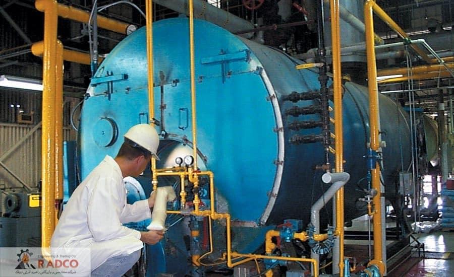 تعمیرات و نگهداری تاسیسات و موتورخانه- اصول طراحی موتورخانه ها- سرویس و نگهداری موتورخانه ها- بهینه سازی موتورخانه ها- فلودیاگرام موتورخانه-شرکت مهندسی و بازرگانی راهبرد انرژی درفک (رادکو)- محل قرار گیری تجهیزات اصلی – محل قرار گیری موتورخانه ها-نحوه عملکرد انواع چیلر- انواع مبدل های حرارتی-