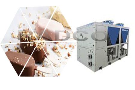 کاربرد چیلر در صنایع غذایی