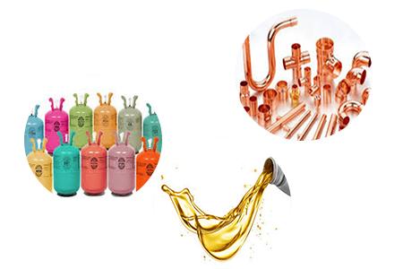 مواد مصرفی و اتصالات سیستم های هویه مطبوع