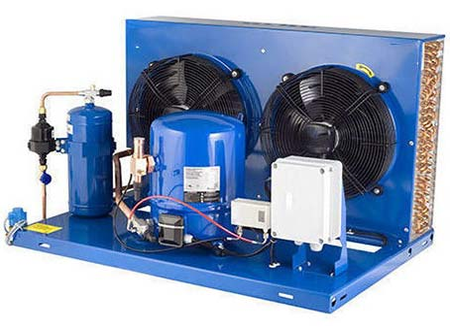 air-cooled-condensing-unit-with-scroll-compressor