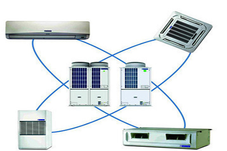 انواع سیستم های VRF