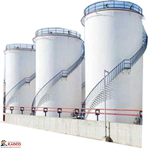 مخزن دخیره نفت و گاز اتمسفریک تنک