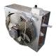 کندانسور تقطیر برقی کامل (کاور دار) رادکو 1HP  کندانسور یخچال صنعتی
