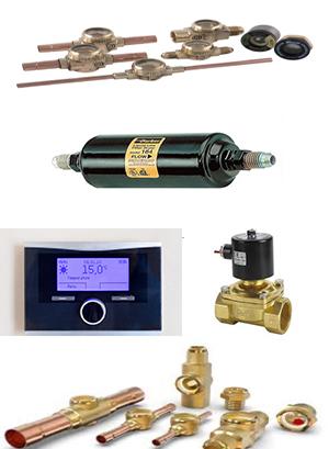 تجهیزات کنترل و ایمنی