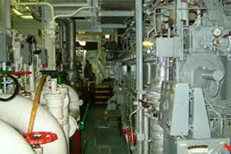تجهیزات موتور خانه برج