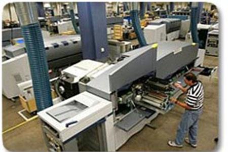 نقش چیلر و هواساز در صنعت چاپ