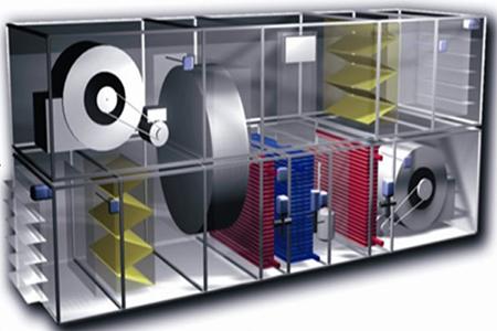 مزایای استفاده از هواساز در چاپخانه