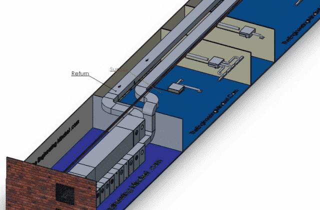 واحدهای انتقال هوا-air handling units