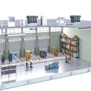 سیستم های HVAC برای انبارها