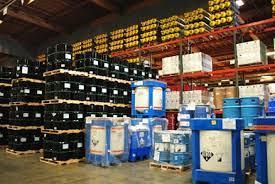 دستورالعمل های تهویه برای ذخیره سازی مواد شیمیایی